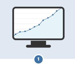 Build online audience